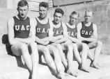 1917 UAC swim team
