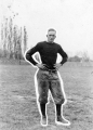 Lindquist, member of the 1917 football team
