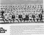 1966 football team and coaches