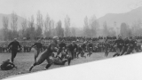 Football game between the UAC Aggies and Colorado, 1918