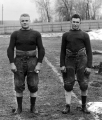 Two members of the 1920 football team