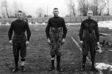 Three members of the 1920 football team