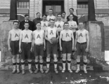 Basketball team, 1915
