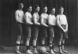 1915 Seniors, inter-class basketball champions