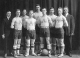 UAC Basketball team, 1917