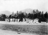 Quarter Centennial Pageant, Agricultural College of Utah, June 5, 1915