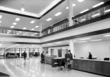 Atrium of the Merrill Library, 1968
