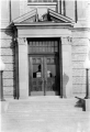 Main entrance, Merrill Library, north side, 1930s