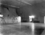 Gymnasium, third floor, Old Main, circa 1895