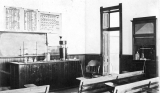 Chemistry room in Old Main, 1893