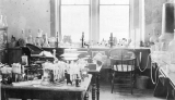 Experiment Station laboratory, 1890s