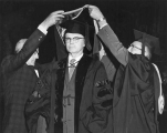 Hooding of Reed Warner Bailey, 1960