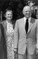 Henry Aldous Dixon with his wife Lucile Dixon, early 1950s