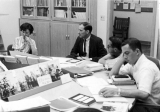 Seminar in the History Department, 1960s