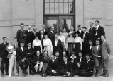 Participants in Leaders in Vocational Education in Utah Annual Convention, September 3-6, 1917