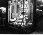 Display window, Riter Brothers Drug Company, circa 1925