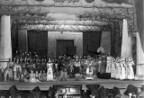 Scene from the Grand Opera Aida