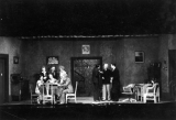 Scene from a play