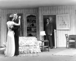 Scene from the play Claudia, 1945-46