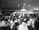 Banquet held in Old Main cafeteria, circa 1904