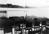 View of the Old Main auditorium from the stage