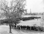 Installation of the Students' Army Training Corps, October 1, 1918