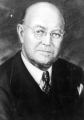 Elmer George Peterson, president from 1916-1945