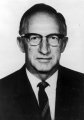 Glen L. Taggart, president from 1968 - 1979