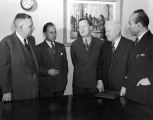Members of the U.S. Agricultural Mission to Near East Countries, February 20, 1946