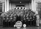 ROTC band, spring 1932