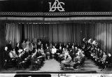 The Utah State Agricultural College Band, 1943