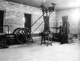 Testing machine, circa early 1900's