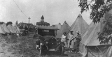 View of the Farmer's Encampment, 1923