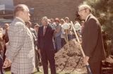 Breaking ground with Bob Hope, 1970s