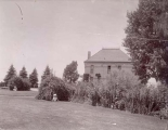 Experiment Station at Utah Agricultural College in 1920s