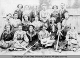 Women's baseball team, 1898