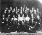 Most of the Class of 1911, circa 1909