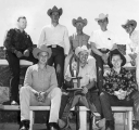 Members of the Rodeo Club, circa 1965
