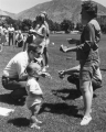 Watermelon Bust on the Quad, 1960s