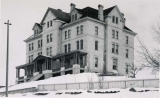 Domestic Science Building of Agricultural College of Utah circa 1920