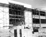 Agricultural Science Building under construction, 1955-56