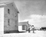 Experiment Station Poultry building, 1950s