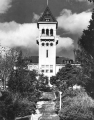 Old Main West Tower, 1960s