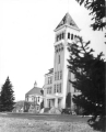 Old Main West Tower, 1930s