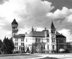 Old Main, 1940s