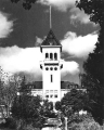 Old Main Tower, from west, 1930s