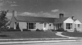 Sigma Chi house, 1950s