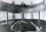 The Chapel (Auditorium) in Old Main building, 1892