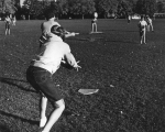 Women playing softball, 1960s