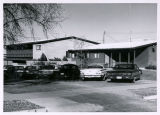 Chi Omega Sorority House at 743 North, 8 East in Logan, Utah, circa 1960s.